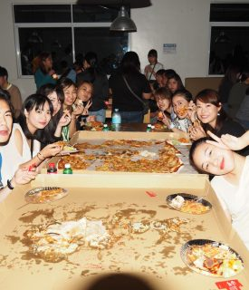 IDEA CEBU – pizza party