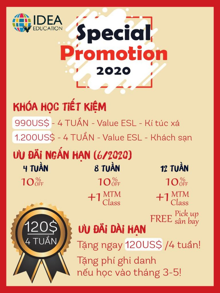 Promotion new 2020