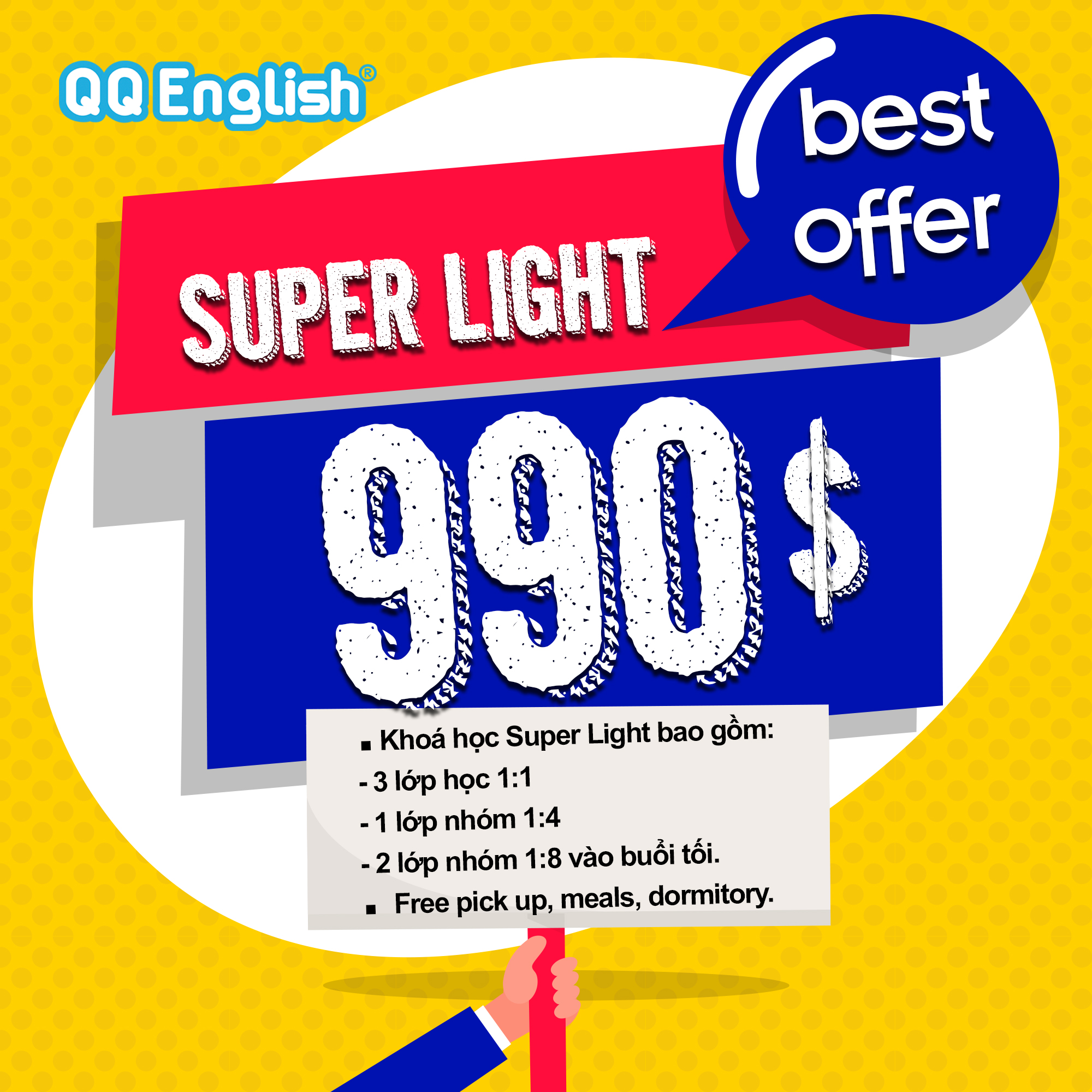 promotion super light1