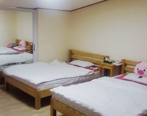Wales double room